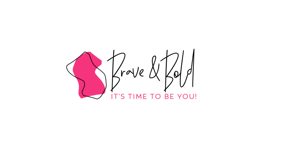 Brave Bold Premium Template Logo