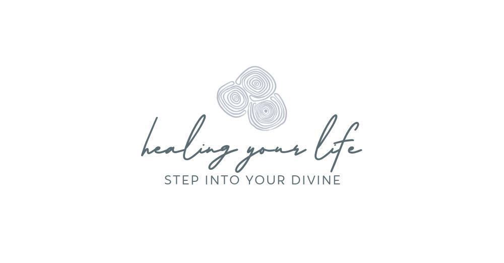 Heal Your Life Premium Template Logo