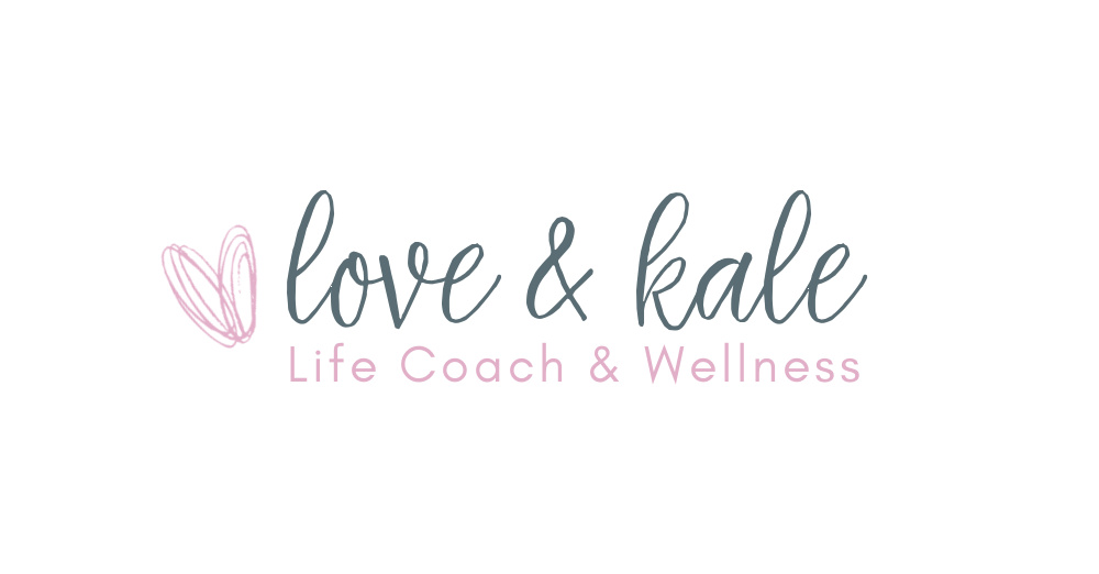 Love and Kale Premium Template Logo