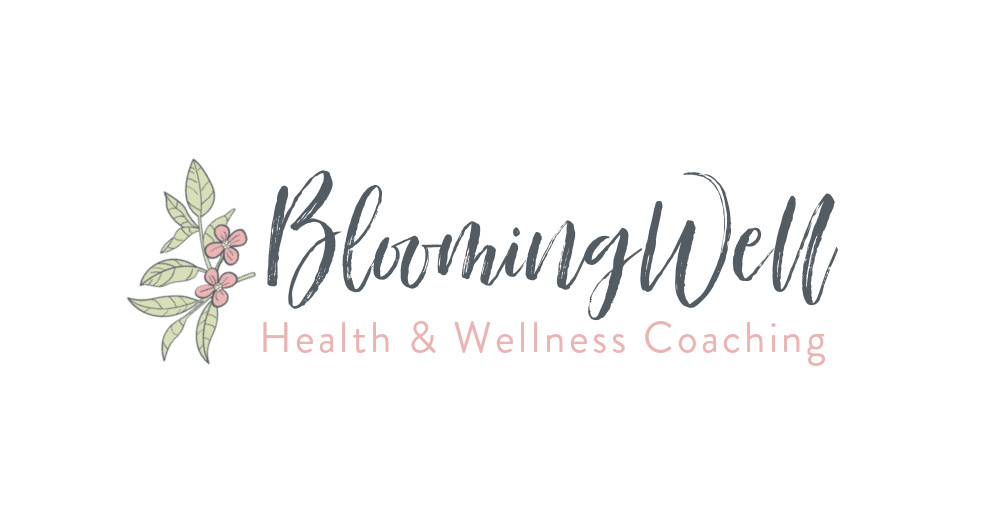 Blooming Well Logo