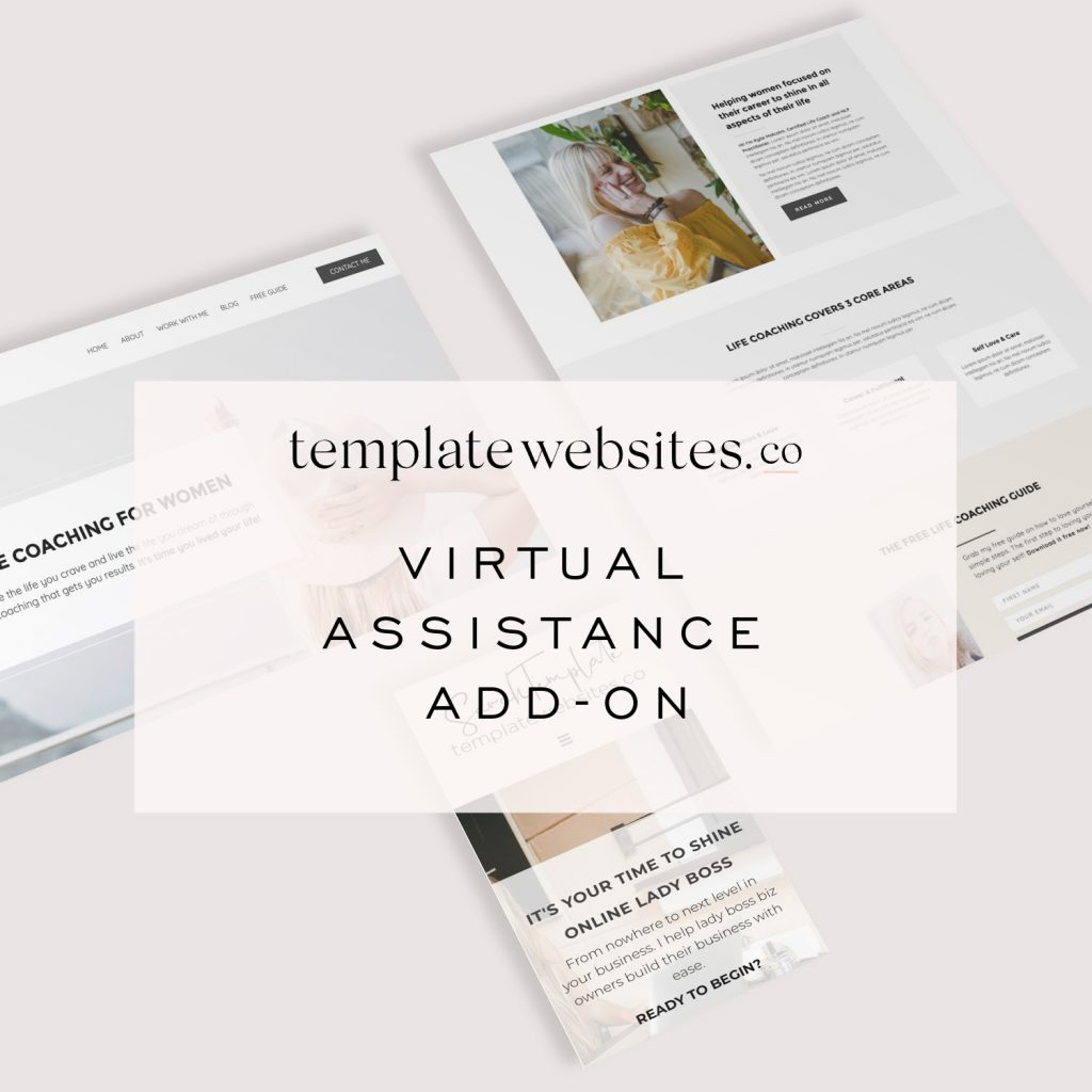 virtual assistance add on