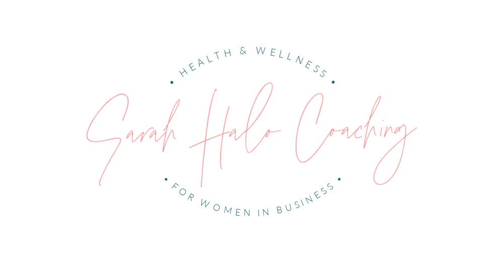 18 Sarah Halo Coaching Paid Template Logo