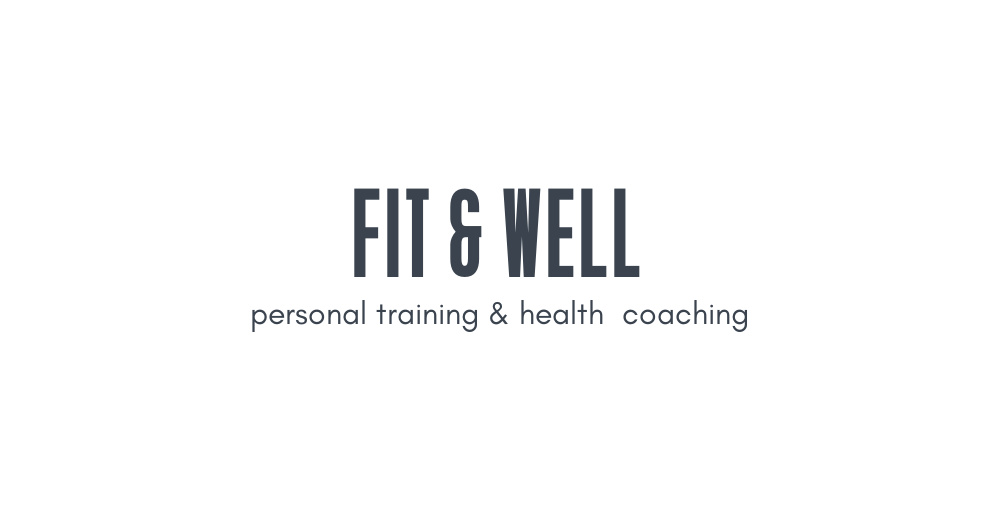 26 Fit and Well Paid Template Logo