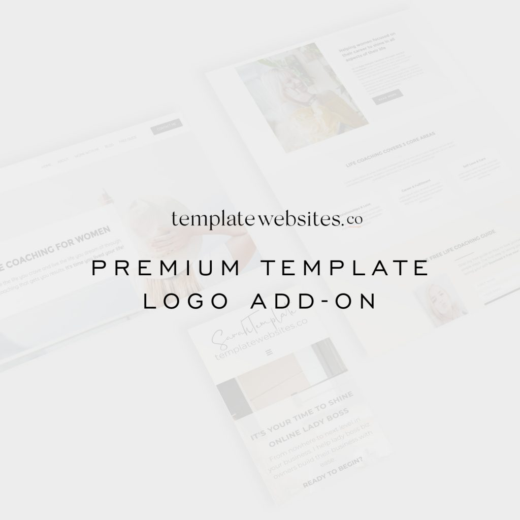 Premium template logo add on (1)