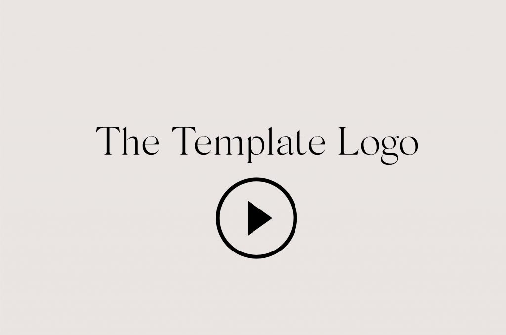 What is the Template Logo?